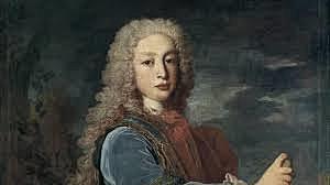 Felipe V abdica en su hijo Luis I.