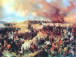 Tercer Pacto de Familia y derrota en la guerra de los Siete Años.