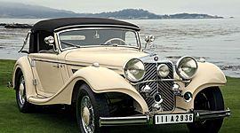 Mercedes-Benz. История компании  timeline