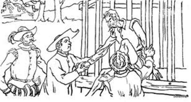 Don quijote cae en la trampa -