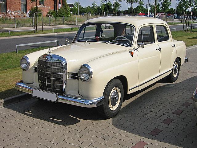 Mercedes-Benz 190 (W121)