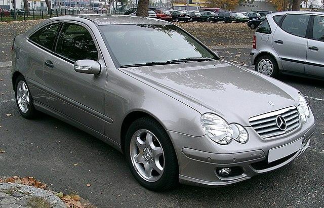Новый С-класс W203