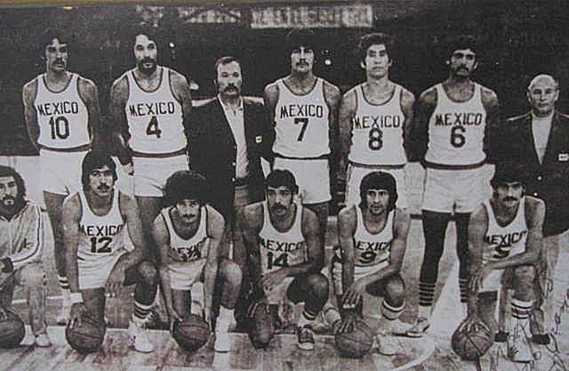 La llegada del basquetbol a México