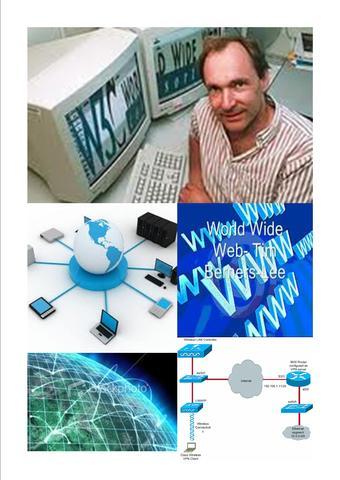 CREACION DE LA WORD WIDE WEB