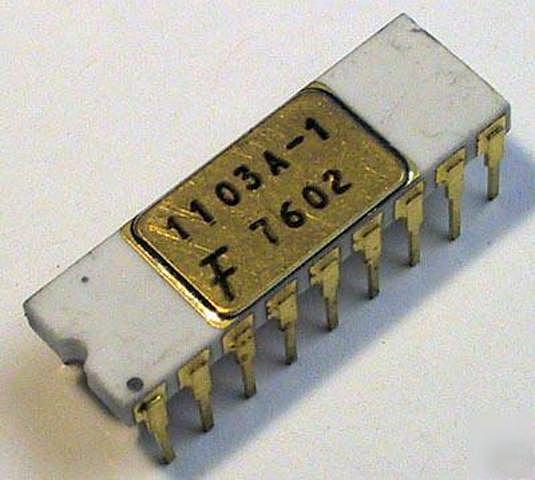 Первый чип