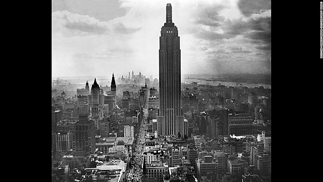 The Start of the Empire State Building