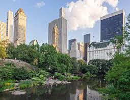 Central Park was Established