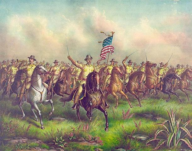 The Spanish-American War Starts