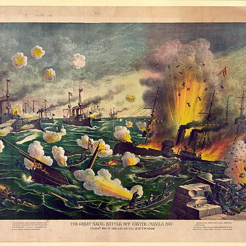 The Battle of Manila