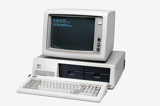 Первый персональный компьютер IBM под кодовым названием Acorn