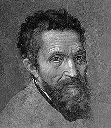 Muore Michelangelo Buonaroti