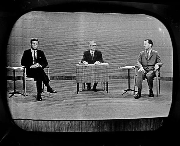 First Televised Presidental Debate