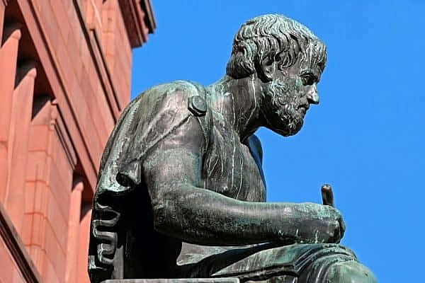 Neix Aristòtil
