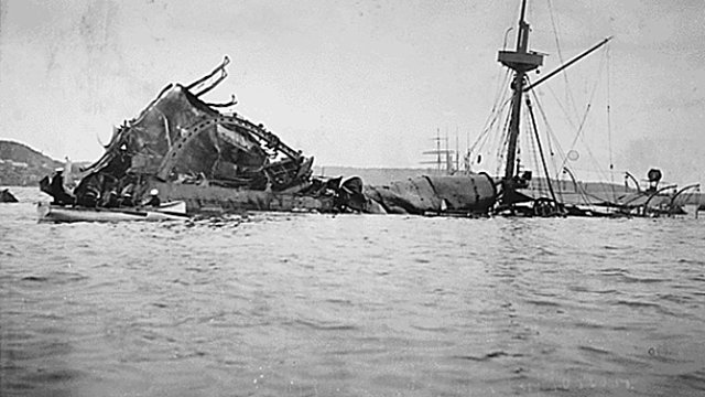 The Sinking of the USS Maine