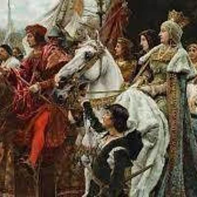Eje cronológico de la España de los siglos XV al XVII timeline