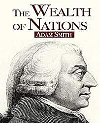 """Adam Smith Publishes """"The Wealth of Nations"""""""