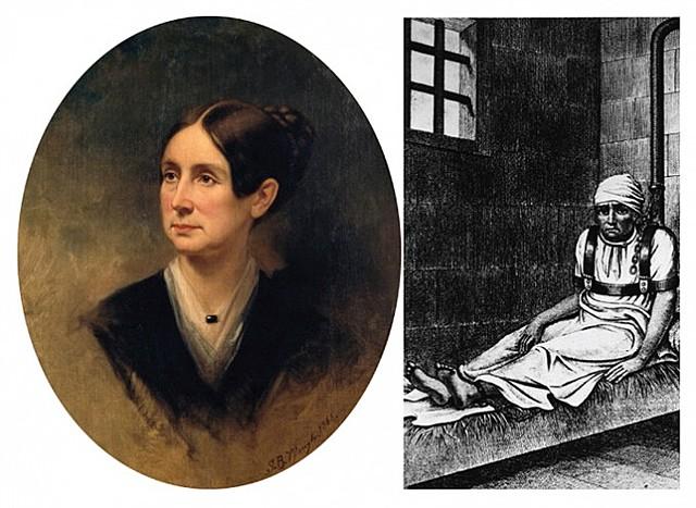 Dorothea Dix Advocates for Mentally Ill and Prison Reform