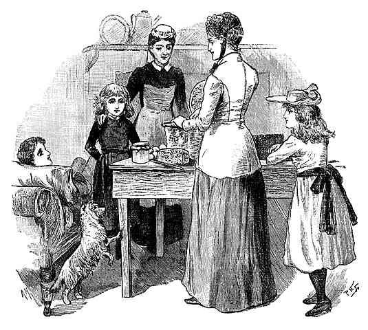 Cult of Domesticity Begins
