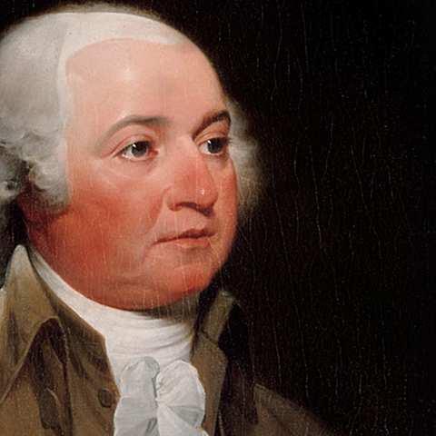John Adams (Federalist) Elected 2nd President