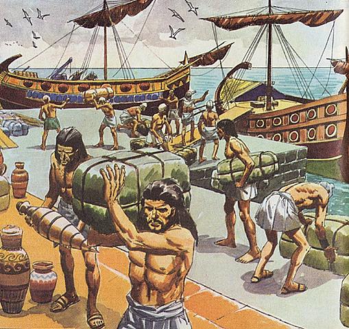 Educazione dei Fenici