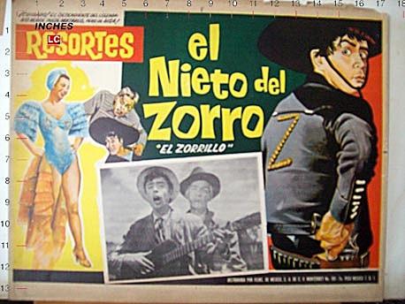 El nieto del Zorro