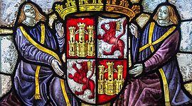 EJE CRONOLÓGICO UNIDAD 3: La formación de la Monarquía Hispánica y su expansión mundial (1474-1700). timeline