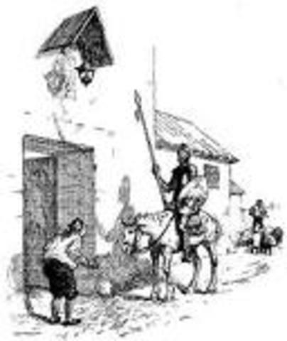 1er acto heroico de Don quijote