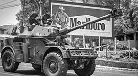 La Guerra de El Salvador (1975-1992) timeline