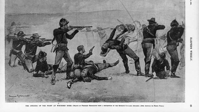 The Wounded Knee