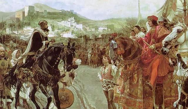 Conquista del reino de Granada, fin de la Reconquista y expulsión de los judíos de Península