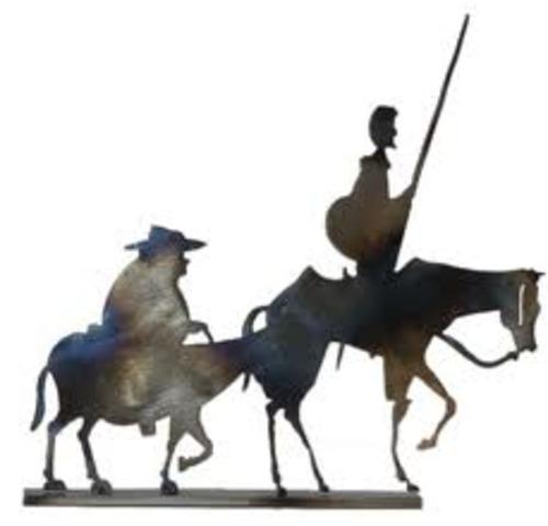 Defienden a su fiel caballo