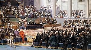First Meeting of Constitution Planning