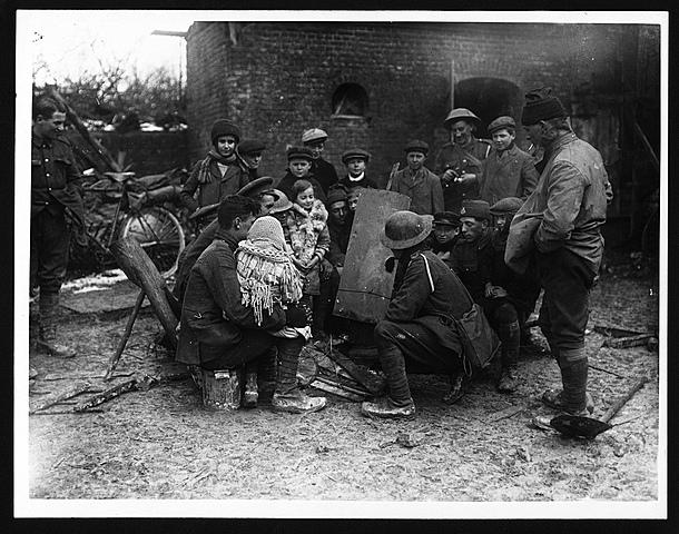 United States Entry into World War I