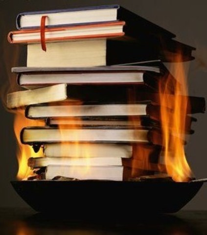 Quema de libros!