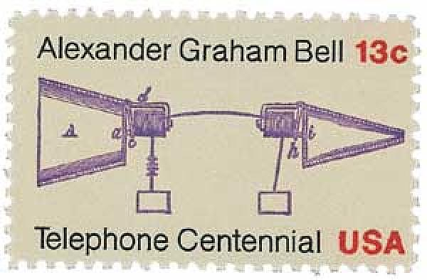 First Long Distance Telephone Service between New York and San Francisco