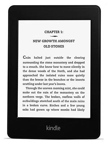 Kindle 5 and Kindle Paperwhite