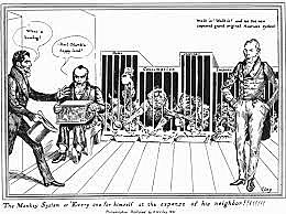"""Henry Clay's """"American System"""""""