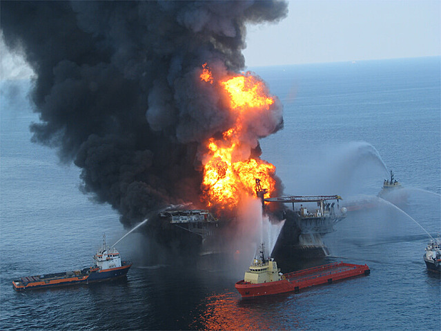 The worst marine environmental disaster in US history.
