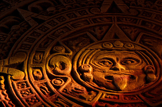 The Mayan calendar reaches the end of its current cycle