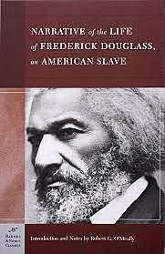 """Frederick Douglass writes autobiography """"Narrative of the Life of an American Slave"""