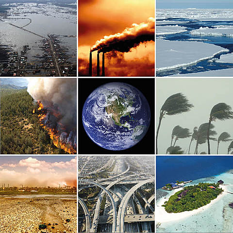 The IPCC releases its Fifth Assessment Report.