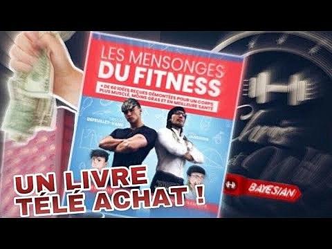 VENGEANCE CONTRE TRISTAN?! : REVIEW LES MENSONGES DU FITNESS