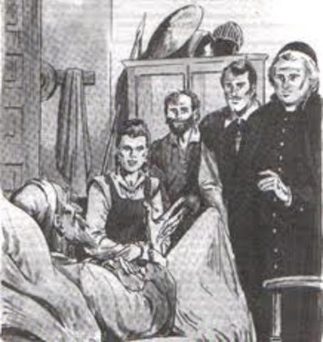 don quijote recibe ayuda de el cura y el barbero