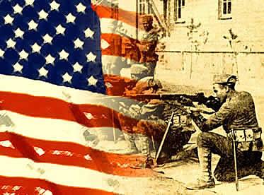 Estados Unidos da América entra na guerra