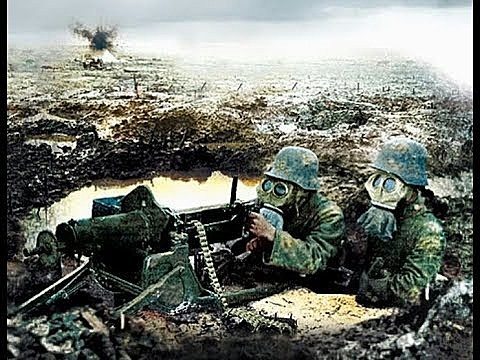 Batalha do kaiser/ Ofensiva de Ludenforff