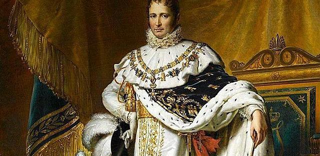 Josep Bonaparte nomenat rei d'Espanya