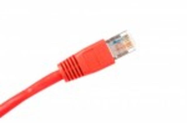 Utbyte av nätverkskablage klart