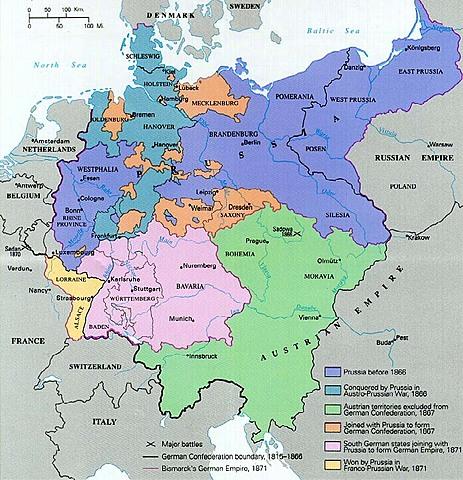 A unificação da Alemã