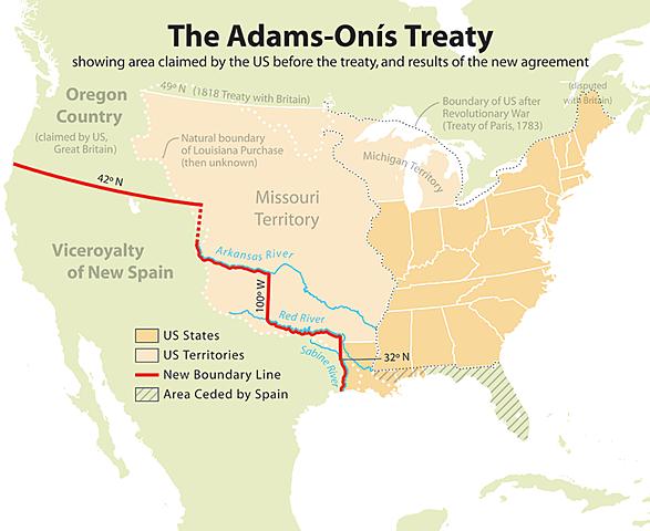 Adams - Onis Treaty