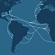 Transatlantic slave trade routes.2019 02 21 11 54 47
